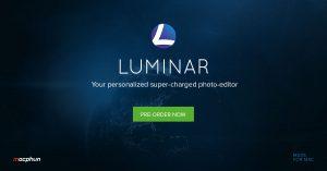 Luminar Pre Order