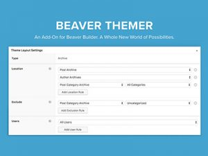 beaver themer